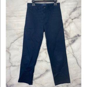 Ralph Lauren Boys Navy Blue Pants 12 Used